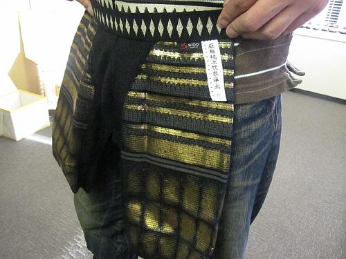 甲冑パンツ